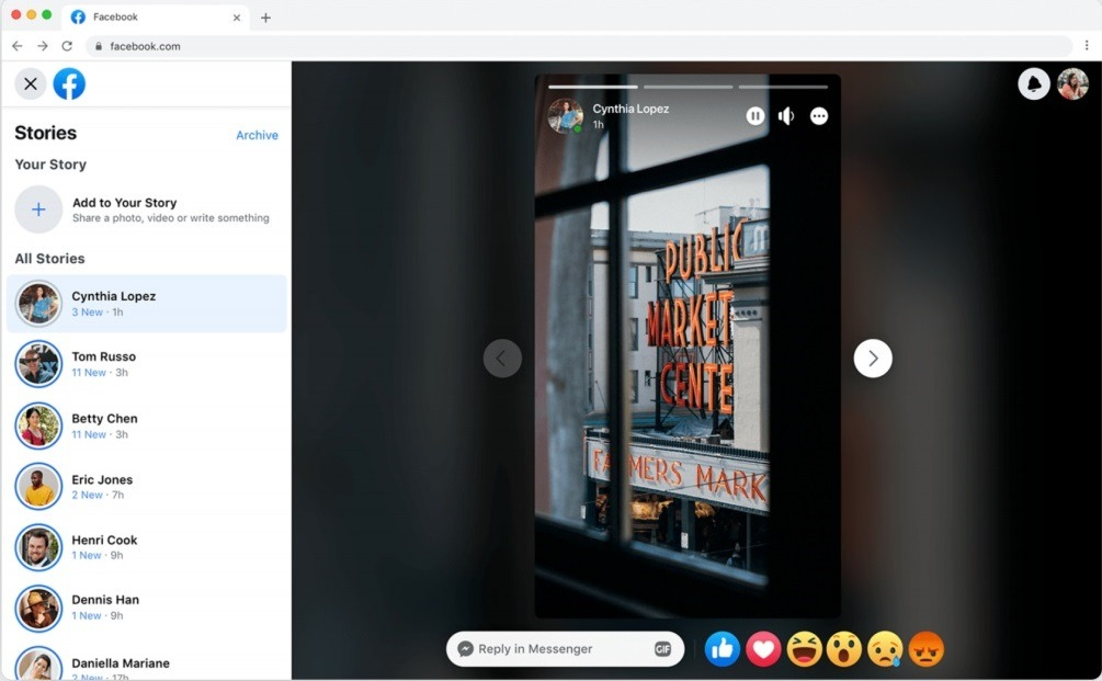 Las 4 novedades de Facebook que pronto te sorprenderán 4 - eivos   marketing y publicidad